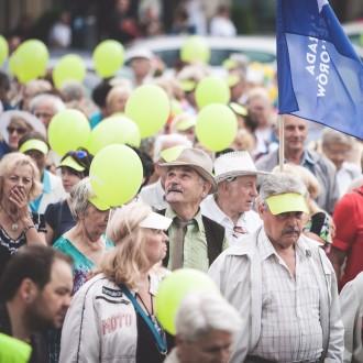 III Ogólnopolska Parada Seniorów 2016 już 25 czerwca
