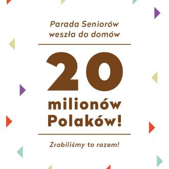 Media ogólnopolskie o Dojrzałych Wspaniałych