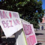Transparenty Parada Seniorów, Piknik Pokolen 2014-14