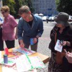 Transparenty Parada Seniorów, Piknik Pokolen 2014-28