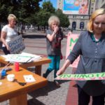 Transparenty Parada Seniorów, Piknik Pokolen 2014-3