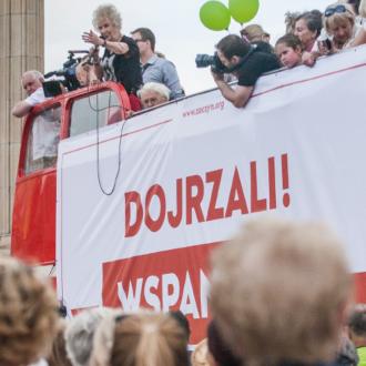Oficjalna fotorelacja z Parady Seniorów i Pikniku Pokoleń 2014