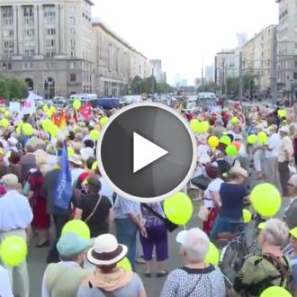 Zobacz jak wyszła Parada Seniorów 2014