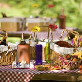 Jedzenie i picie na Pikniku Pokoleń