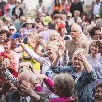Video-reportaż z Parady Seniorów 2015
