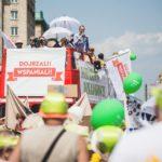 Parada Seniorów 2016 i Piknik Pokoleń 2016 fot. Magdalena Starowieyska i Darek Golik (12)