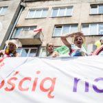 Parada Seniorów 2016 i Piknik Pokoleń 2016 fot. Magdalena Starowieyska i Darek Golik (50)