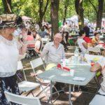 Parada Seniorów 2016 i Piknik Pokoleń 2016 fot. Magdalena Starowieyska i Darek Golik (62)