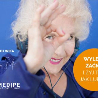 DJ WIKA pomaga widzieć bardziej