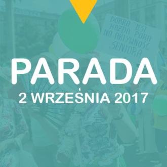 IV Parada Seniorów Dojrzali Wspaniali