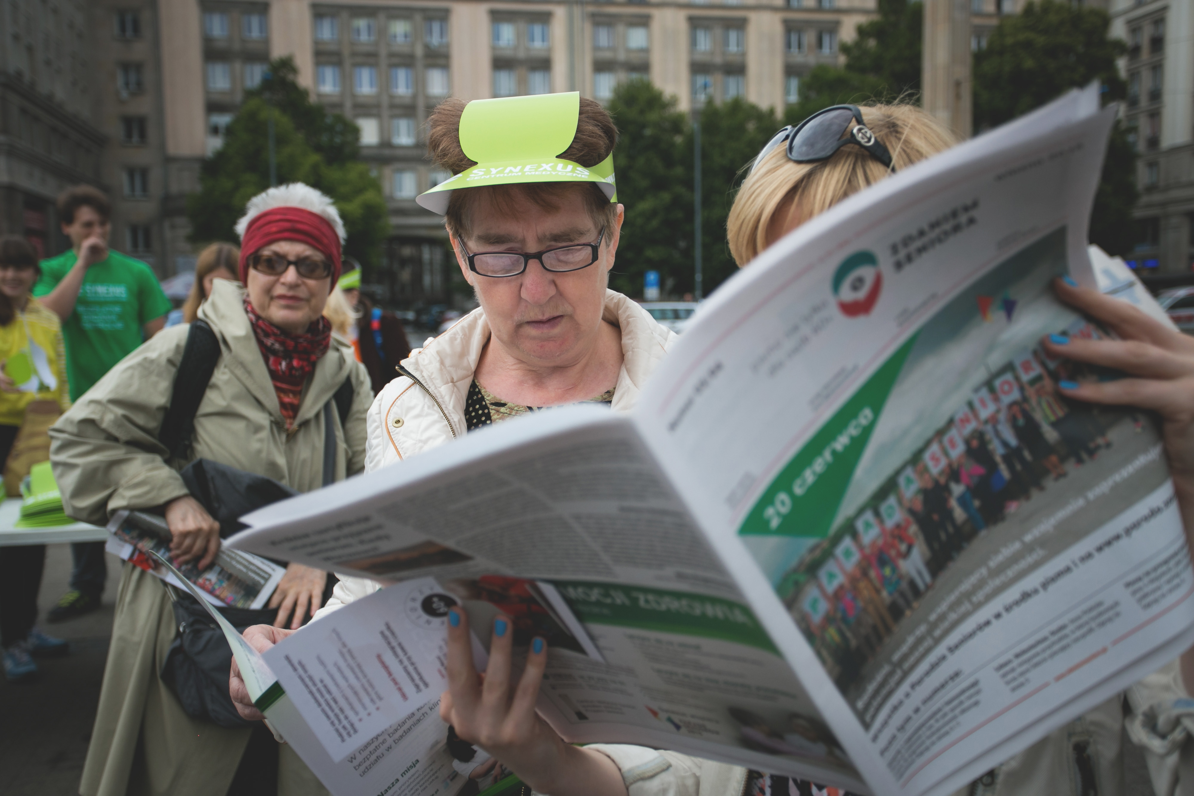 Warszawa Parada Seniorow 2015 fot Danuta Matloch