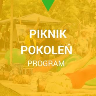 Piknik Pokoleń 2017: PROGRAM