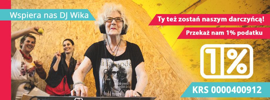 parada_banner1 procent dla Zaczynu - Fundacja OPP - DJ Wika copy