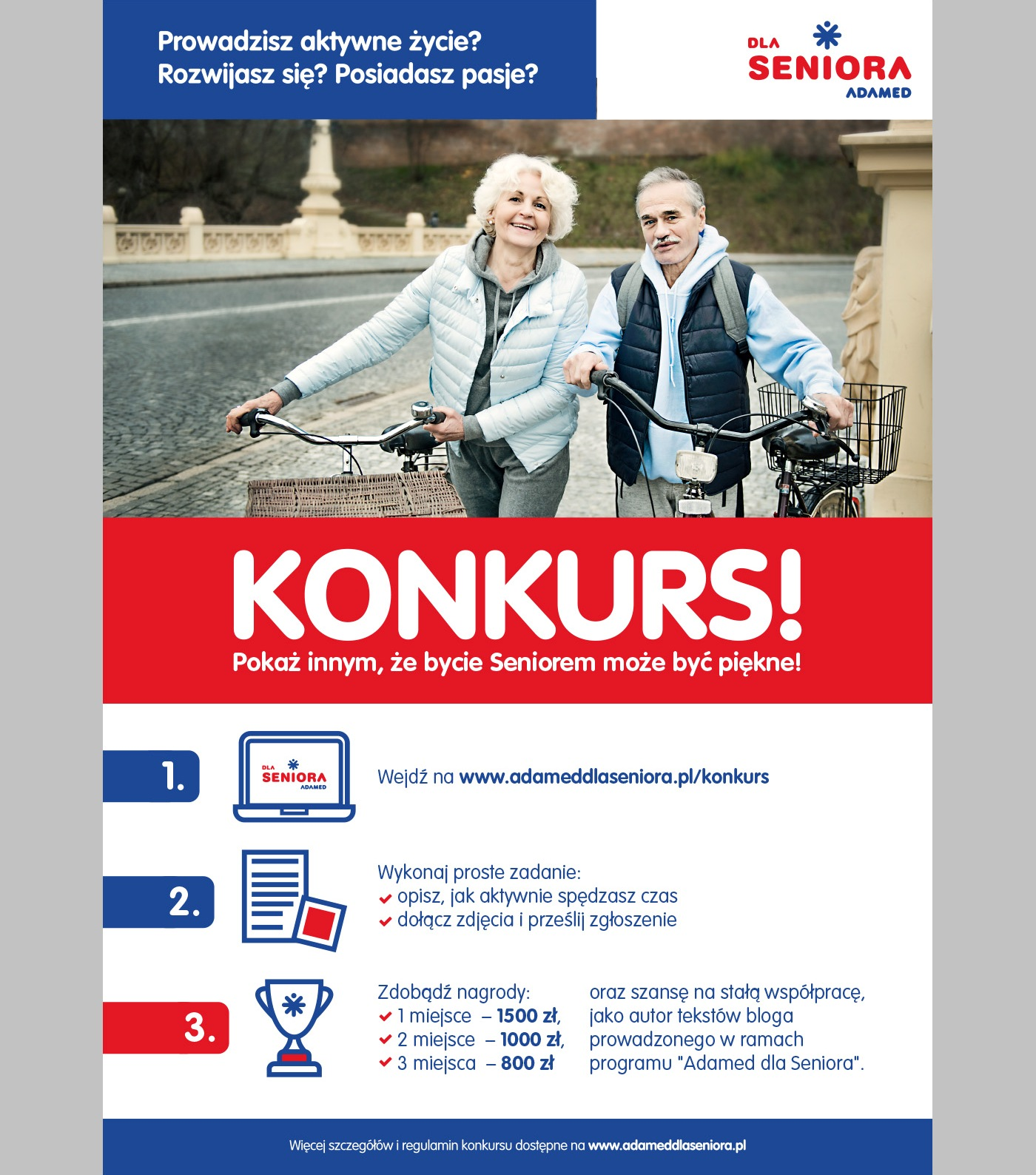 Konkurs Historie Seniorów