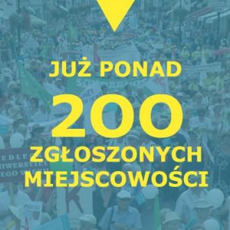 Już ponad 200 grup zorganizowanych zgłosiło się na Paradę!