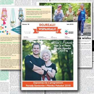 Gazeta paradowa – pobierz wersję on-line lub papierową w trakcie imprezy