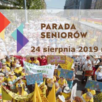 Zobacz film z VI Ogólnopolskiej Parady Seniorów