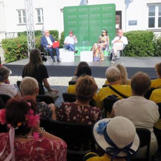 Panele dyskusyjne na Pikniku Pokoleń 2019 – zobacz wideo